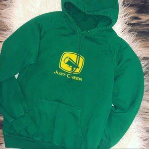 Other - FlashSALE✨Fun Cheerleader Hoodie Sweatshirt
